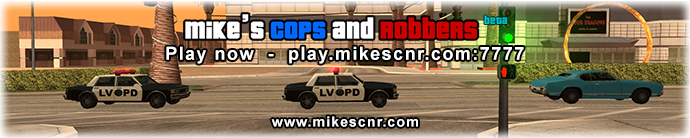 Mike's Cops and Robbers
